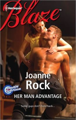 Her Man Advantage (Harlequin Blaze Series #684)