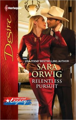 Relentless Pursuit (Harlequin Desire Series #2159)