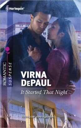 It Started That Night (Harlequin Romantic Suspense #1706)