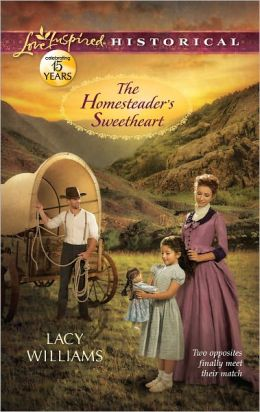 The Homesteader's Sweetheart (Love Inspired Historical Series)
