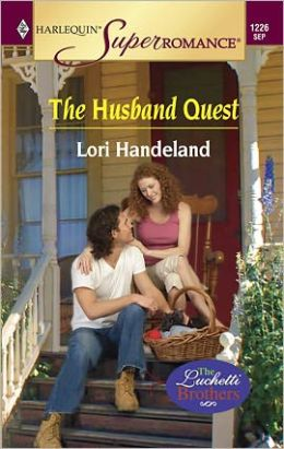 The Husband Quest (Luchetti Brothers Series)