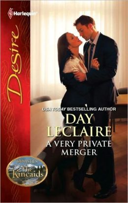 A Very Private Merger (Harlequin Desire Series #2162)