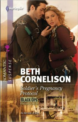 Soldier's Pregnancy Protocol (Harlequin Romantic Suspense Series #1709)