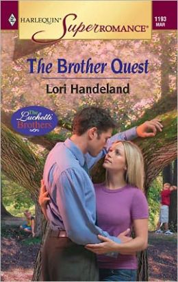 The Brother Quest (Luchetti Brothers Series)