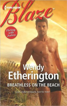 Breathless on the Beach (Harlequin Blaze Series #697)