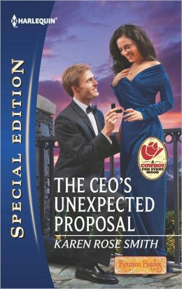 The CEO's Unexpected Proposal (Harlequin Special Edition Series #2201)