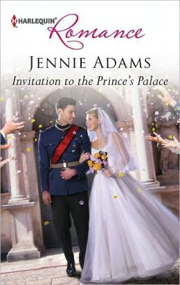 Invitation to the Prince's Palace (Harlequin Romance Series #4326)