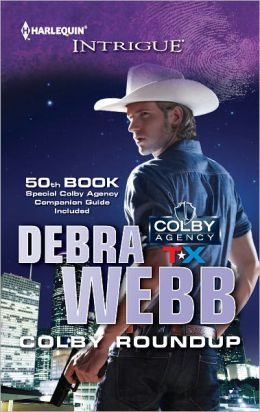Colby Roundup (Harlequin Intrigue Series #1359)