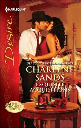 Exquisite Acquisitions (Harlequin Desire Series #2174)