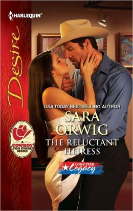 The Reluctant Heiress (Harlequin Desire Series #2176)