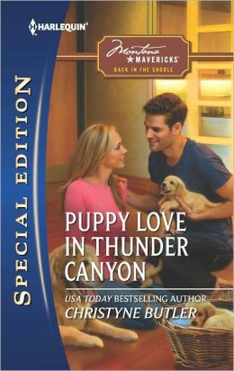 Puppy Love in Thunder Canyon (Harlequin Special Edition Series #2203)