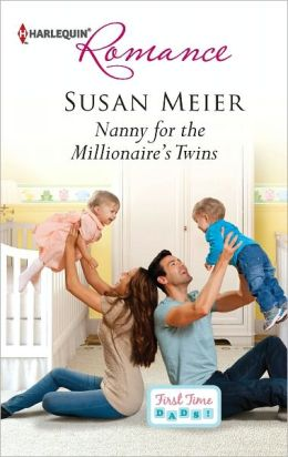 Nanny for the Millionaire's Twins (Harlequin Romance Series #4327)