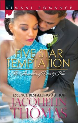 Five Star Temptation (Harlequin Kimani Romance Series #293)