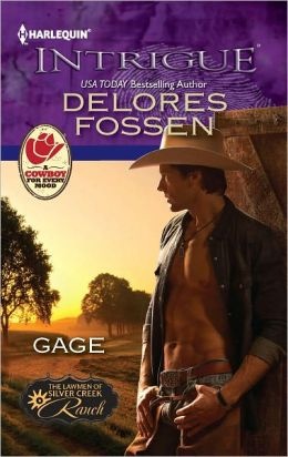 Gage (Harlequin Intrigue Series #1365)