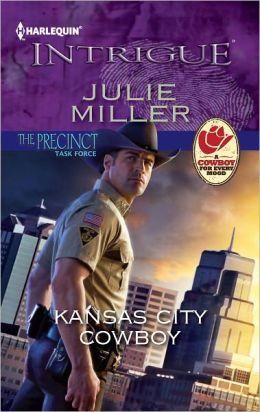 Kansas City Cowboy (Harlequin Intrigue Series #1367)
