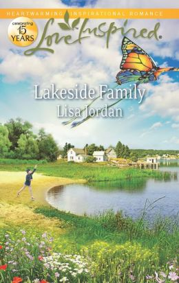 Lakeside Family (Love Inspired Series)