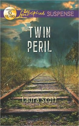 Twin Peril (Love Inspired Suspense Series)