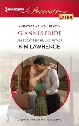Gianni's Pride (Harlequin Presents Extra Series #213)