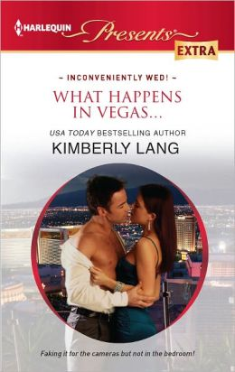 What Happens in Vegas... (Harlequin Presents Extra Series #215)