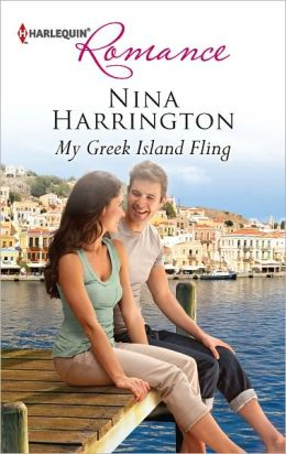 My Greek Island Fling (Harlequin Romance Series #4336)