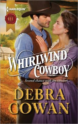 Whirlwind Cowboy (Harlequin Historical Series #1103)