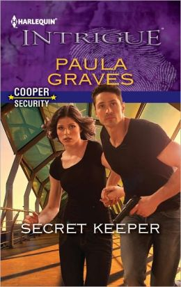 Secret Keeper (Harlequin Intrigue Series #1372)