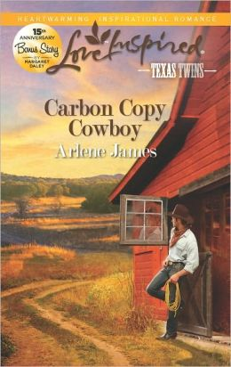 Carbon Copy Cowboy (Love Inspired Series)