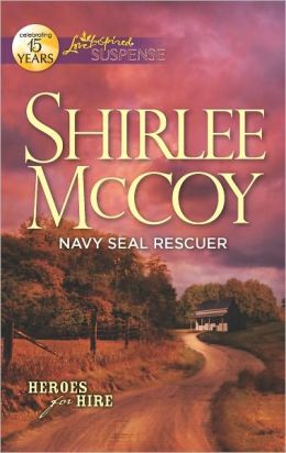 Navy SEAL Rescuer (Love Inspired Suspense Series)