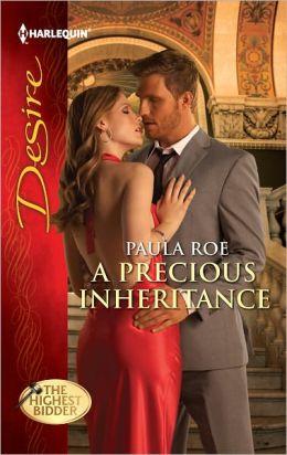 A Precious Inheritance (Harlequin Desire Series #2186)