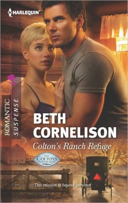 Colton's Ranch Refuge (Harlequin Romantic Suspense Series #1724)
