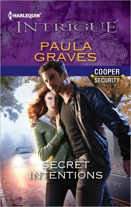 Secret Intentions (Harlequin Intrigue Series #1378)