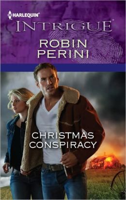 Christmas Conspiracy (Harlequin Intrigue Series #1381)