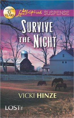 Survive the Night (Love Inspired Suspense Series)