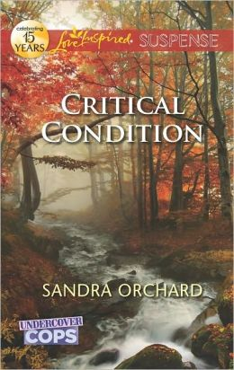 Critical Condition (Love Inspired Suspense Series)