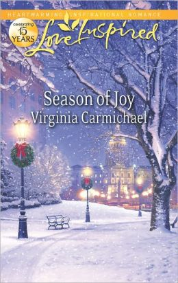 Season of Joy (Love Inspired Series)