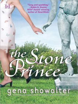 The Stone Prince (Imperia Series #1)