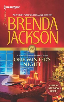 One Winter's Night (Harlequin Desire Series #2197)