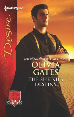 The Sheikh's Destiny (Harlequin Desire Series #2201)