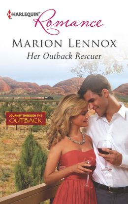 Her Outback Rescuer (Harlequin Romance Series #4354)