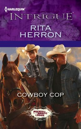 Cowboy Cop (Harlequin Intrigue Series #1390)
