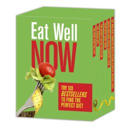 Eat Well Now: Try Six Bestsellers to Find Your Perfect Diet: The Virgin Diet\The Beauty Detox Solution\Your Best Body Now\Quick & Easy Paleo Comfort Foods\The New Lean for Life\Eat & Beat Diabetes with Picture Perfect Weight Loss
