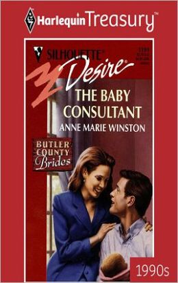 The Baby Consultant (Butler County Brides Series)