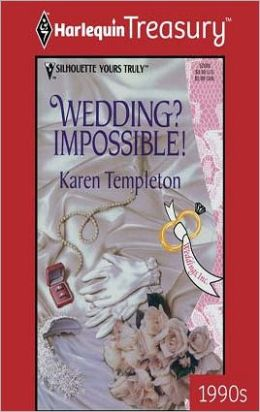 Wedding? Impossible! (Weddings, Inc. Series)
