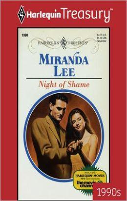 Night of Shame