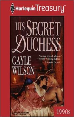 His Secret Duchess
