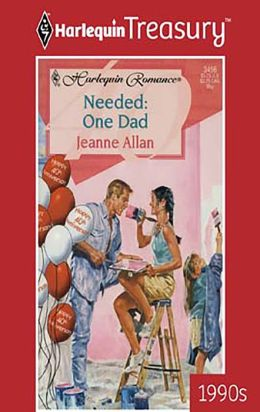 Needed: One Dad