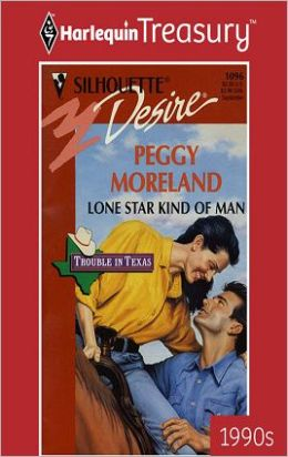 Lone Star Kind of Man (Trouble in Texas Series)