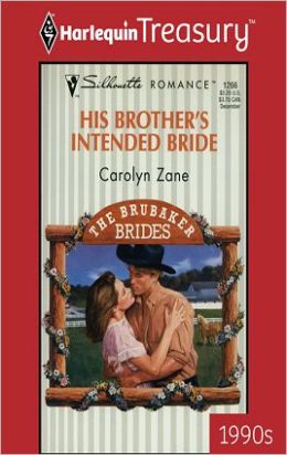 His Brother's Intended Bride