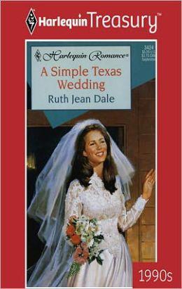 A Simple Texas Wedding