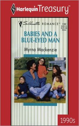 Babies and a Blue-Eyed Man